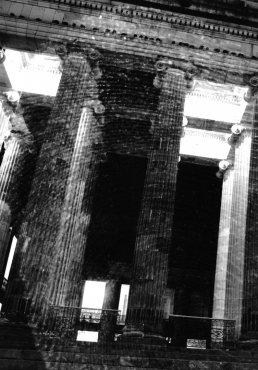 Huellas Capitolio Nacional