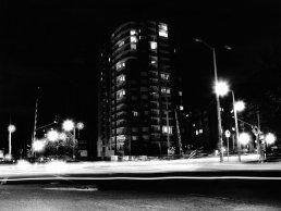 Recorrido Nocturno Edificio