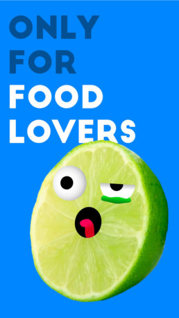 Food Lovers Stickers 1